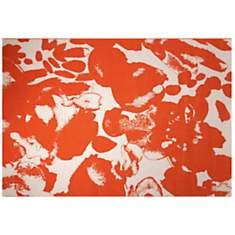 Tapis Energize ESPRIT HOME, orange