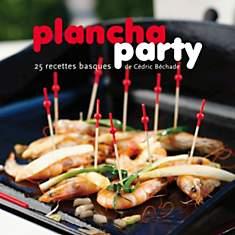Livre de recettes Plancha Party