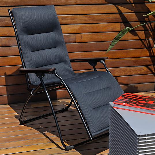 Fauteuil Relax Lafuma Evolution Air Comfort Clipp Mat