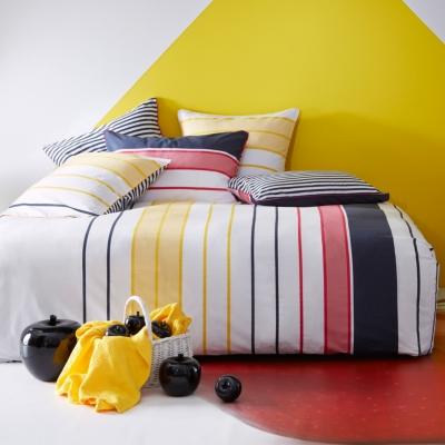 housse de couette bambou escale essix home 240 x 220 cm. Black Bedroom Furniture Sets. Home Design Ideas