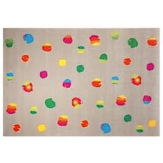 Tapis Funny Dots ESPRIT HOME, taupe