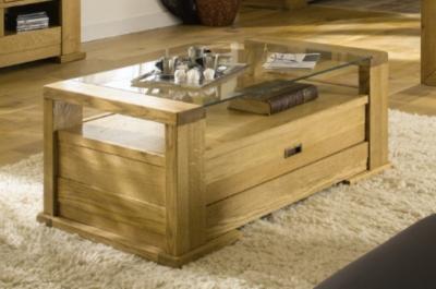 Shopping portail free for Table de salon bois verre versailles