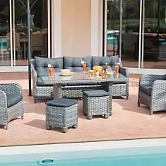 Ensemble Ivory Pro Loisirs 2 fauteuils, ...