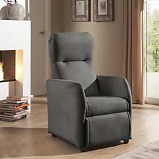 Fauteuil relax microfibre Jessy ...