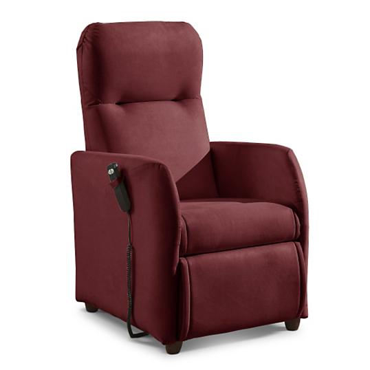 Fauteuil relax microfibre jessy - Nettoyer fauteuil microfibre ...