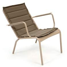 Lot 4 coussins fauteuil bas FERMOB  Luxe...