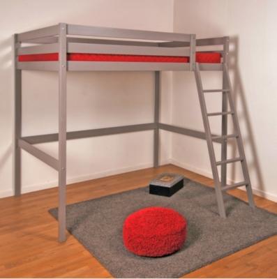 chambre enfant mezzanine camif tritoo. Black Bedroom Furniture Sets. Home Design Ideas