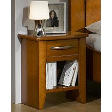 Chevet 1 tiroir Mathilda merisie...