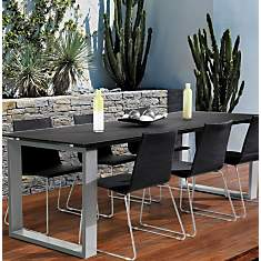 Table rectangulaire Verone,  6/8 personn...