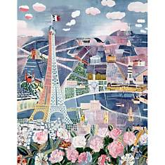 Puzzle Paris Au Printemps, De Dufy