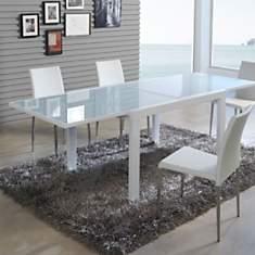 Table à manger design extensible