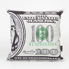 Coussin WOOUF Dollar