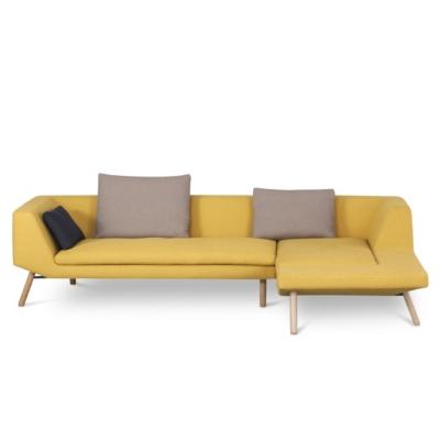 Canapé dangle design avec méridienne Combine PROSTORIA