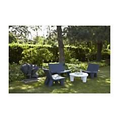 Ensemble de jardin Lounge Low Lita desig...