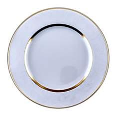 Assiette présentation Porcelaine de Limo...