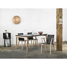 Grande table STOCKHOLM 90 x 200cm