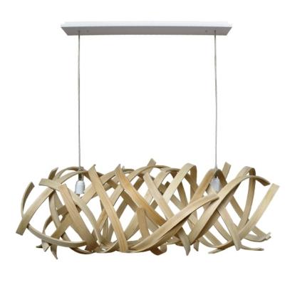 Lignes légères et aériennes pour cette suspension design aux formes originales. Le lustre Lola illuminera votre intérieur en créant un joli jeu d'ombre et de lumière. Ce luminaire design donnera un style original et unique à votre intérieur. Structure