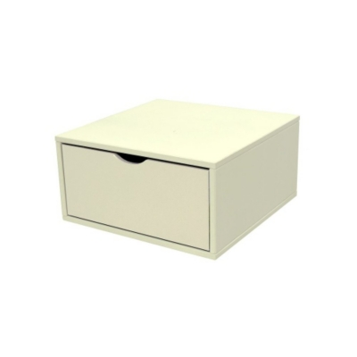 Cube de rangement 50cm + tiroir | Boutique Design Feria
