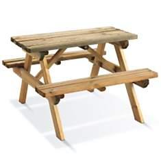 Table pique nique WAPITI - BURGER