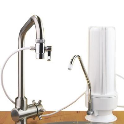 Filtre ECO sur évier avec une cartouche EMX - HYDROPURE