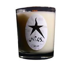 Bougie parfumée mèche bois LPF45