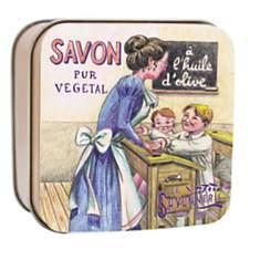 Savon Lavande 100 g et Boite Métal L'éco...
