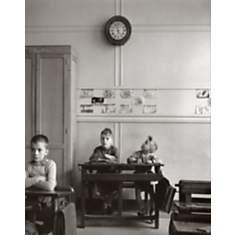 Le cadran scolaire, 1956 (Robert Doisnea...