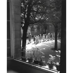 Ecole maternelle, Ménilmontant, 1948 (Wi...