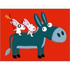 Petit âne / Little Donkey / Kleiner Esel...