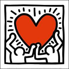 Untitled, 1988 , Keith HARING (1958-1990...