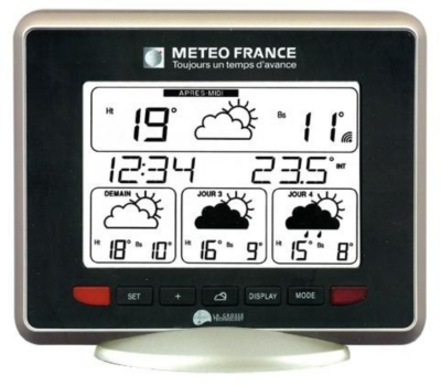 Station Star météo WD9005 La Crosse Technology