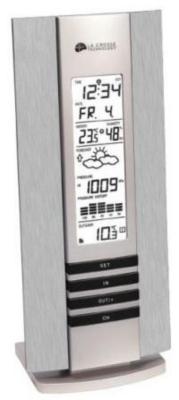 Station météo WS7394 La Crosse Technology