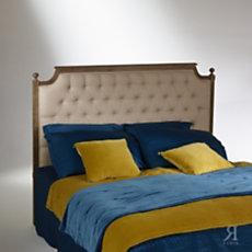 Tête de lit, chêne, lin, VENICE...