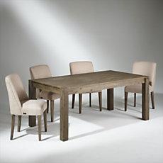 Table de salle à manger bois, 8 ...