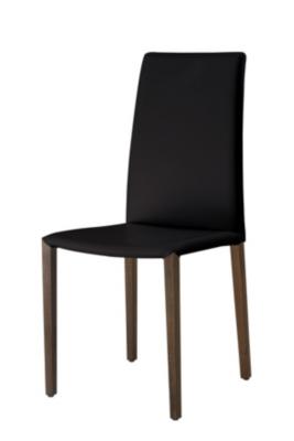 Lot de 2 chaises Olivier Woody Noyer