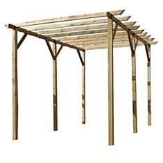 D coration de jardin camif - Tonnelle de jardin en bois pas cher ...