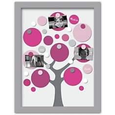 Cadre décoration FAMILY arbre généalogiq...
