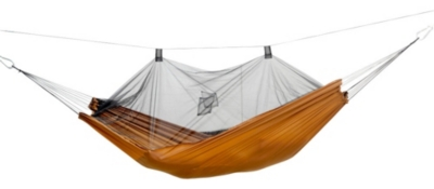 Hamac de voyage Moskito Pro anti-insectes avec moustiquaire