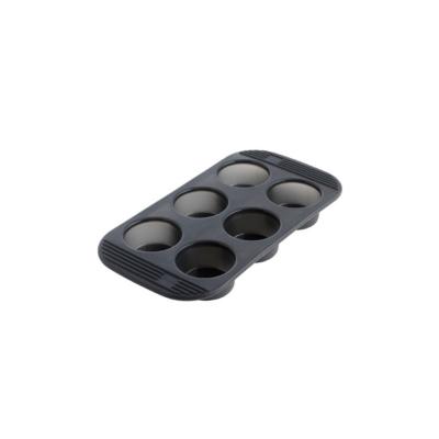 Moule 6 muffins en silicone