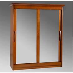 Armoire 2 portes miroir coulissantes  Mo...