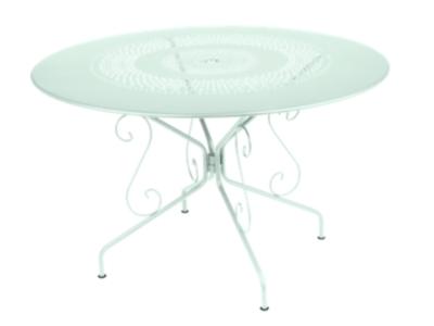 Table FERMOB Montmartre Ø117