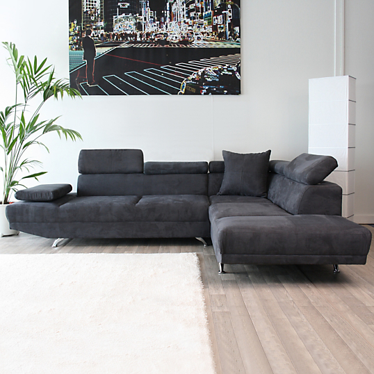 canape d 39 angle avec tetiere reglable images. Black Bedroom Furniture Sets. Home Design Ideas