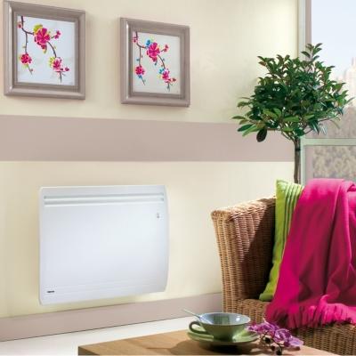 Radiateur à chaleur douce Plénitude   connecté avec Netatmo NOIROT