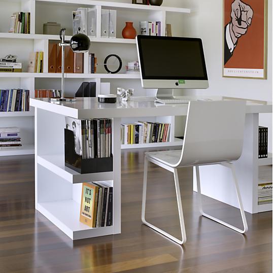 bureau rangement 160cm pluriel. Black Bedroom Furniture Sets. Home Design Ideas