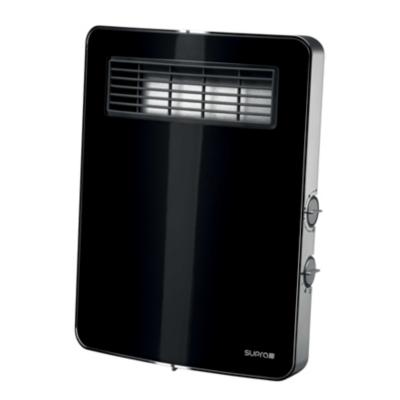 Radiateur soufflant 2000W Etno SUPRA  noir