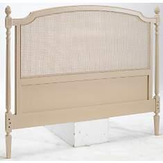 Tête de lit cannée Romance 140 cm tein...