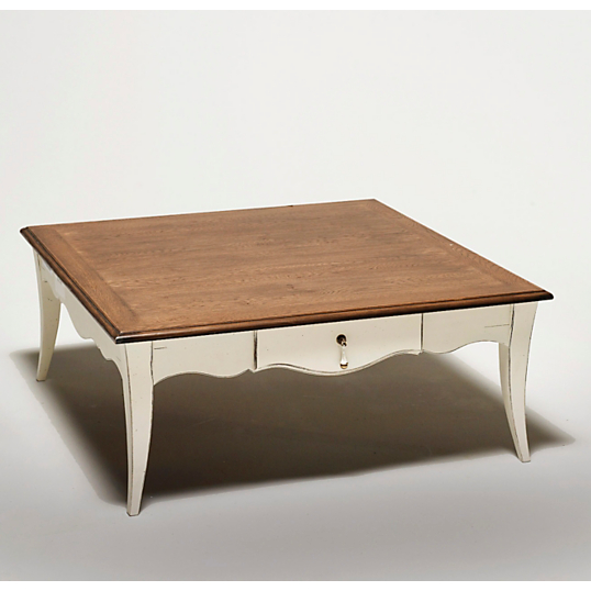 Table basse carr e romance - Table basse carree but ...