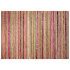 Tapis Samba Stripes ESPRIT HOME, taupe