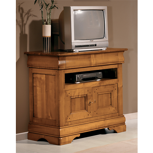 meuble tv senlis. Black Bedroom Furniture Sets. Home Design Ideas