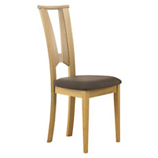 Lot de 2 chaises Shado